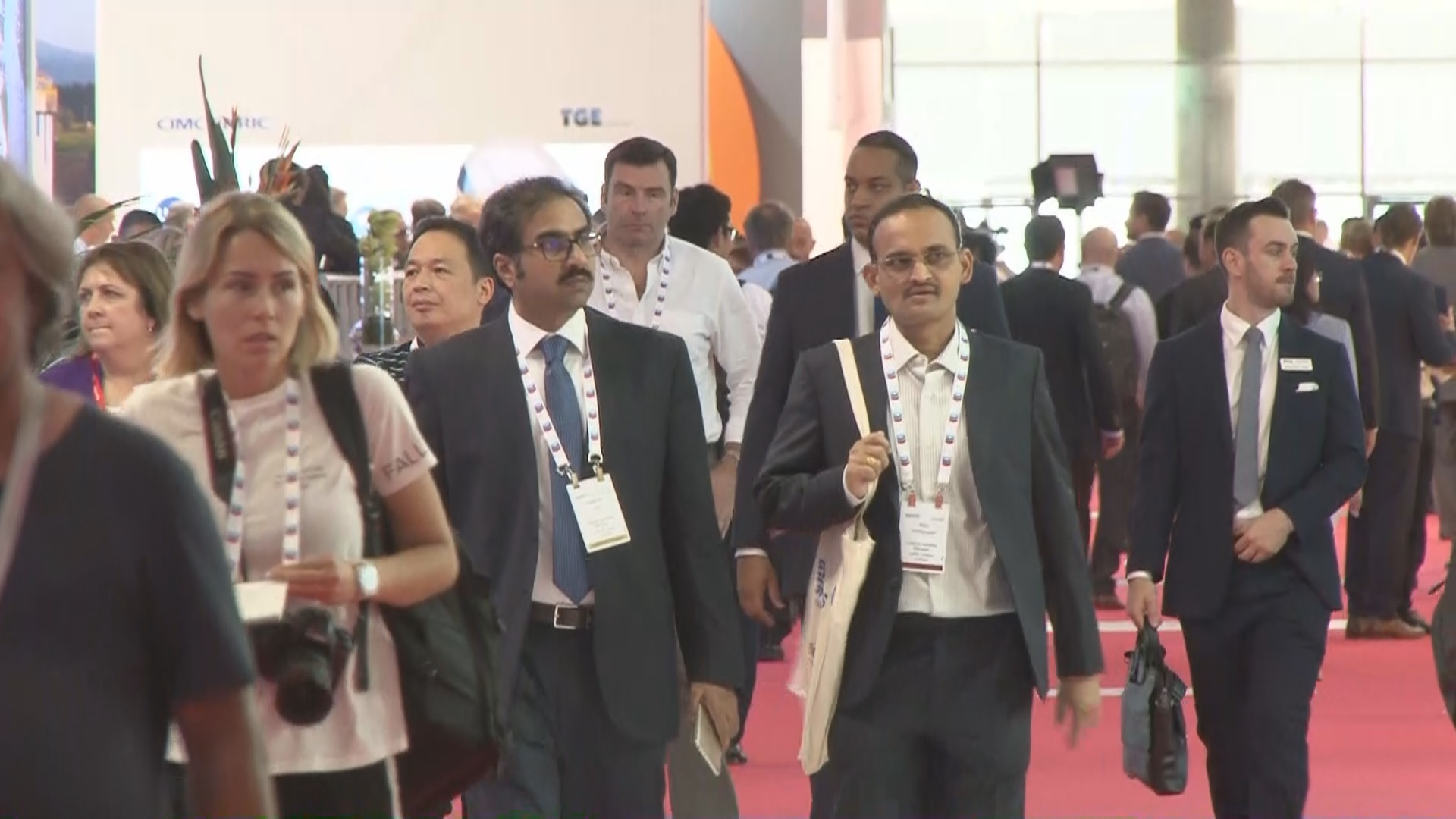Biggest fair on natural gas in the world kicks off in Barcelona