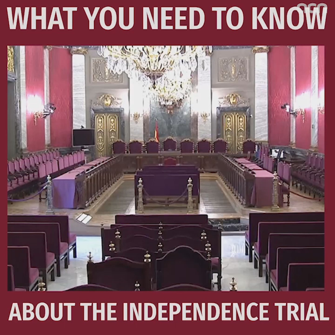 A guide to the Catalan trial