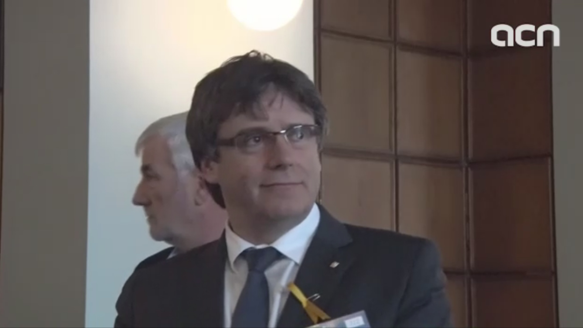 Puigdemont released on bail