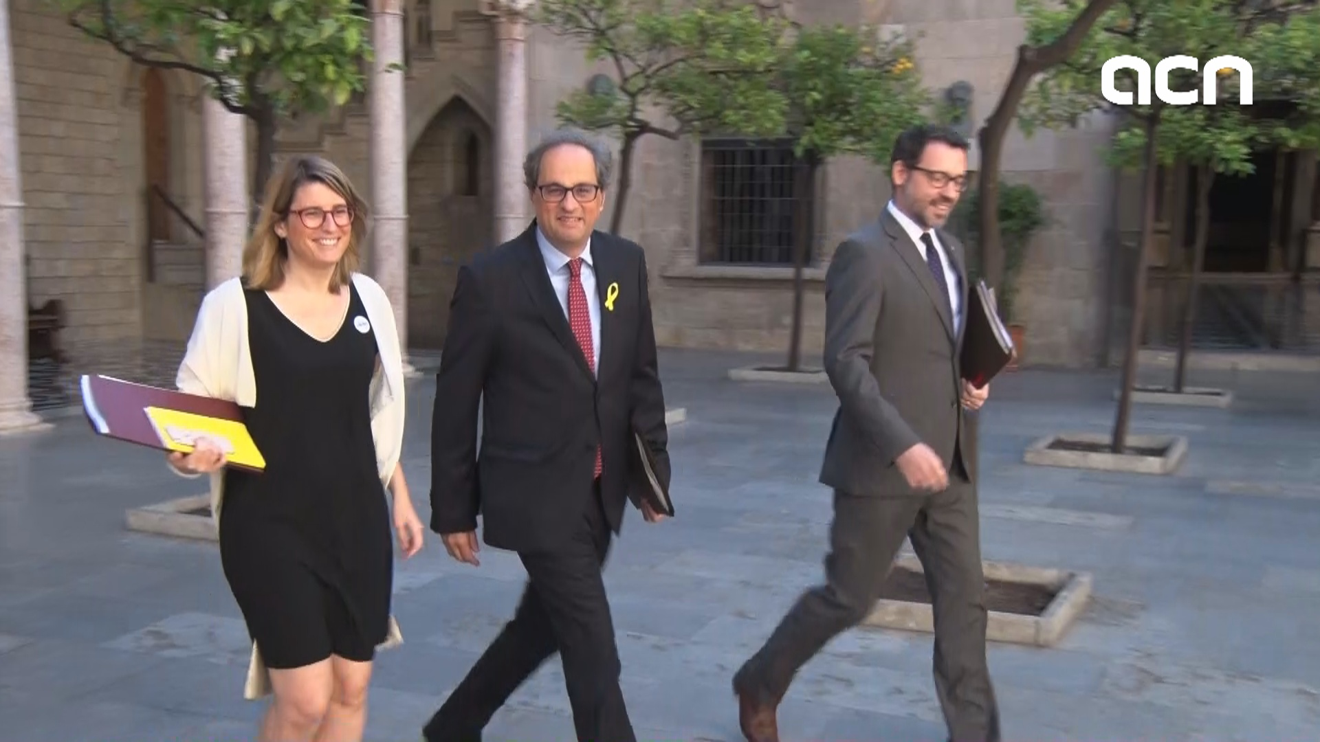 Mediterranean Games: Torra's attendance 'on hold' due to presence of Spain's king