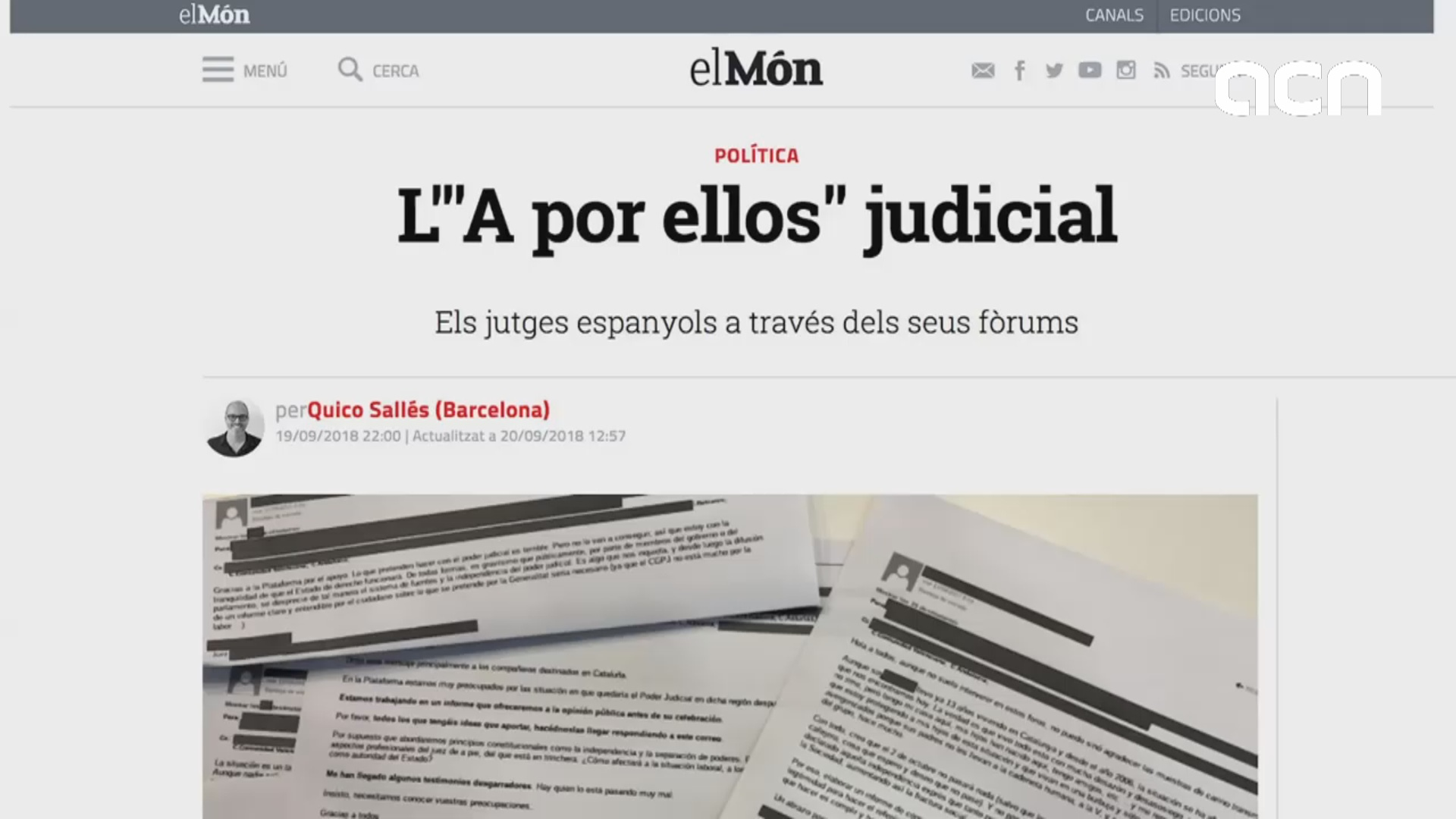'A coup has winners and losers': leaked chat logs from Spanish judges
