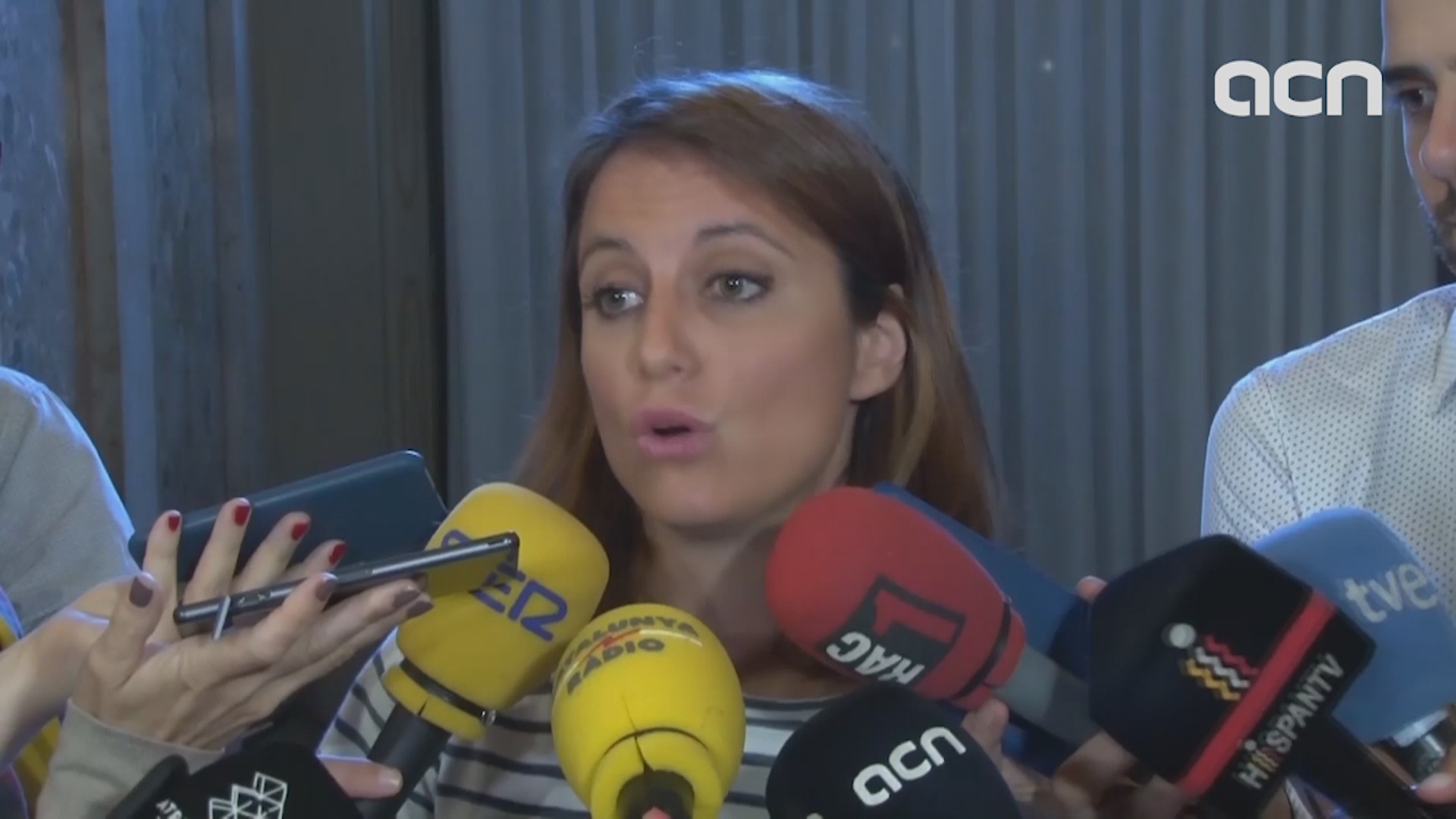 People's Party MP Andrea Levy criticizes Socialists over transferral