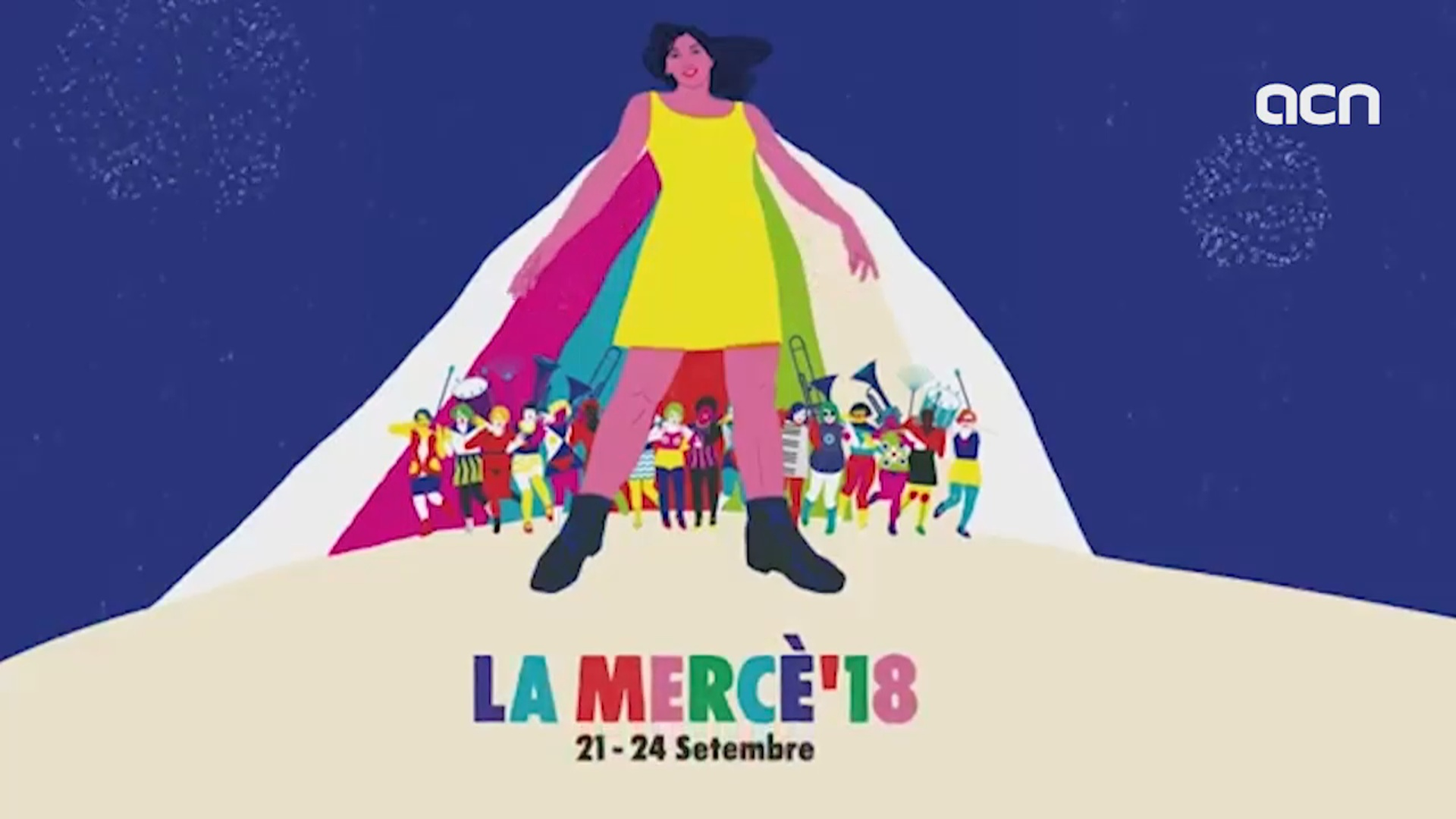 La Mercè 2018: what to do