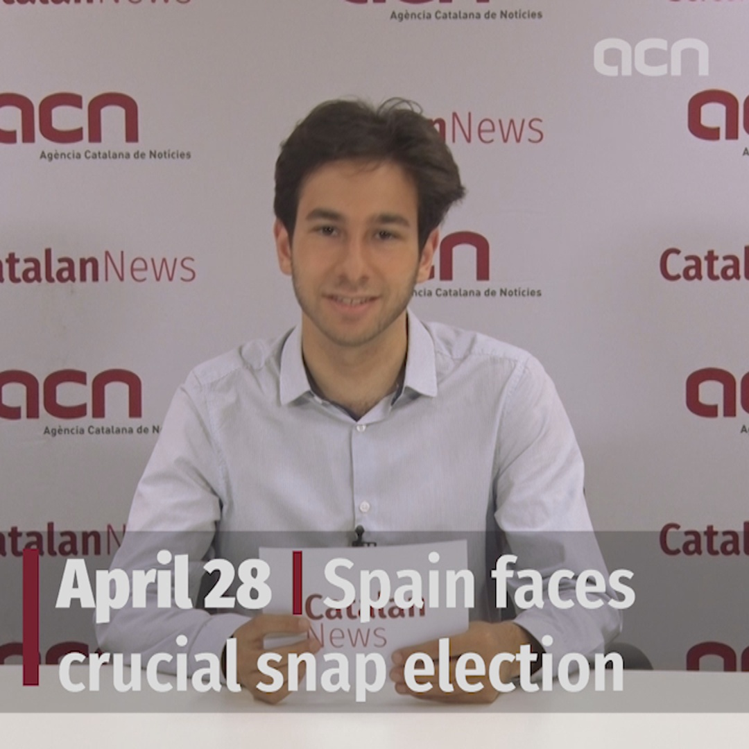 Why is the Spanish general election crucial for Catalonia?