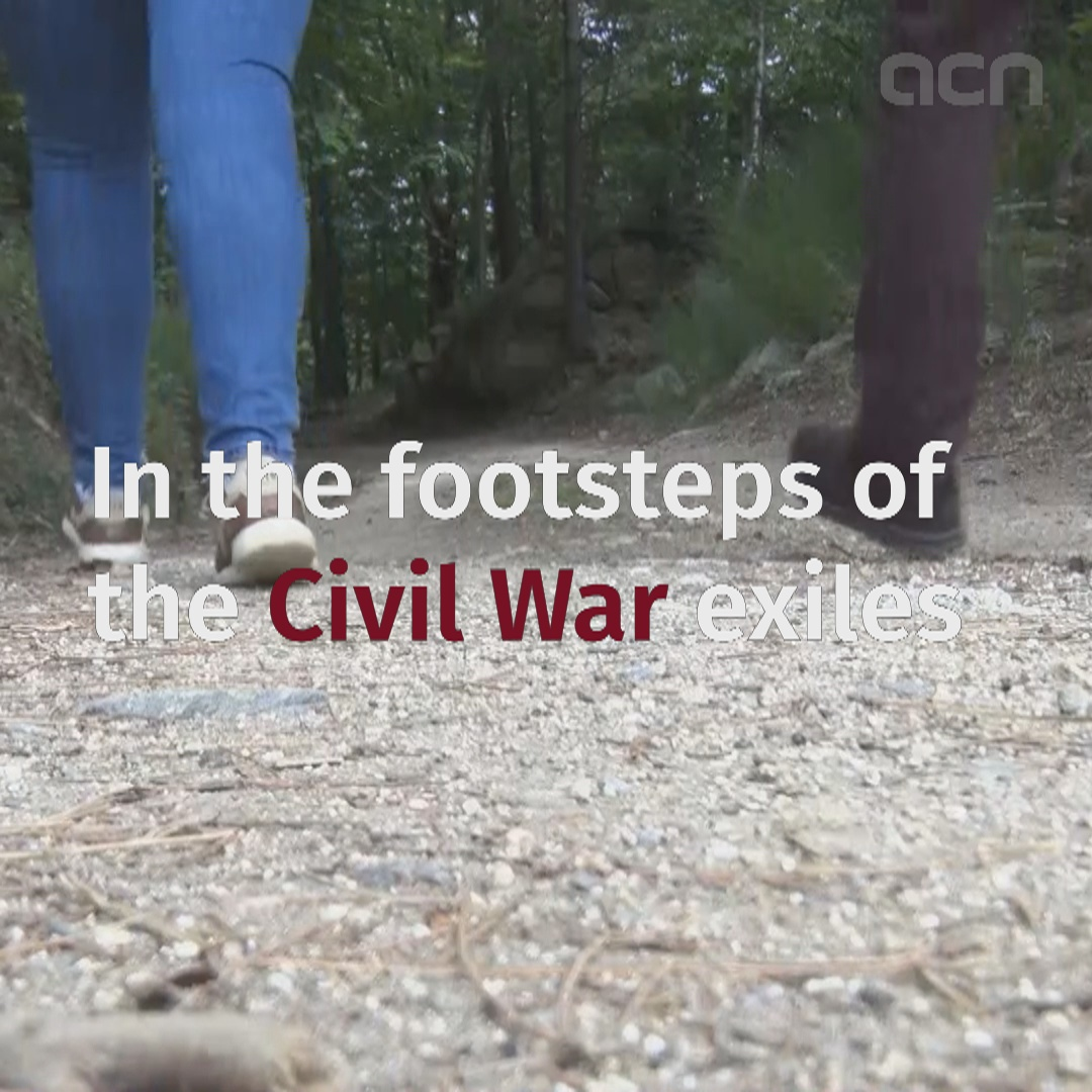 In the footsteps of Civil War exiles
