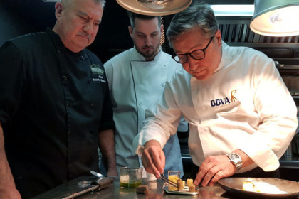 Girona's Joan Roca has been named the best chef in the world two years running