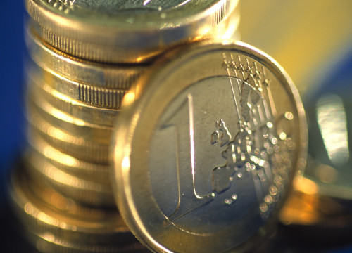 Image of 1 euro coin (by ACN)
