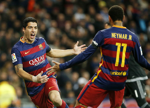 Suárez and Neymar once again led the way as Barça routed Madrid (by FCB)