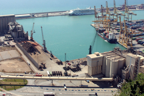 Port de Barcelona registered 19% growth on vehicle traffic (by ACN)
