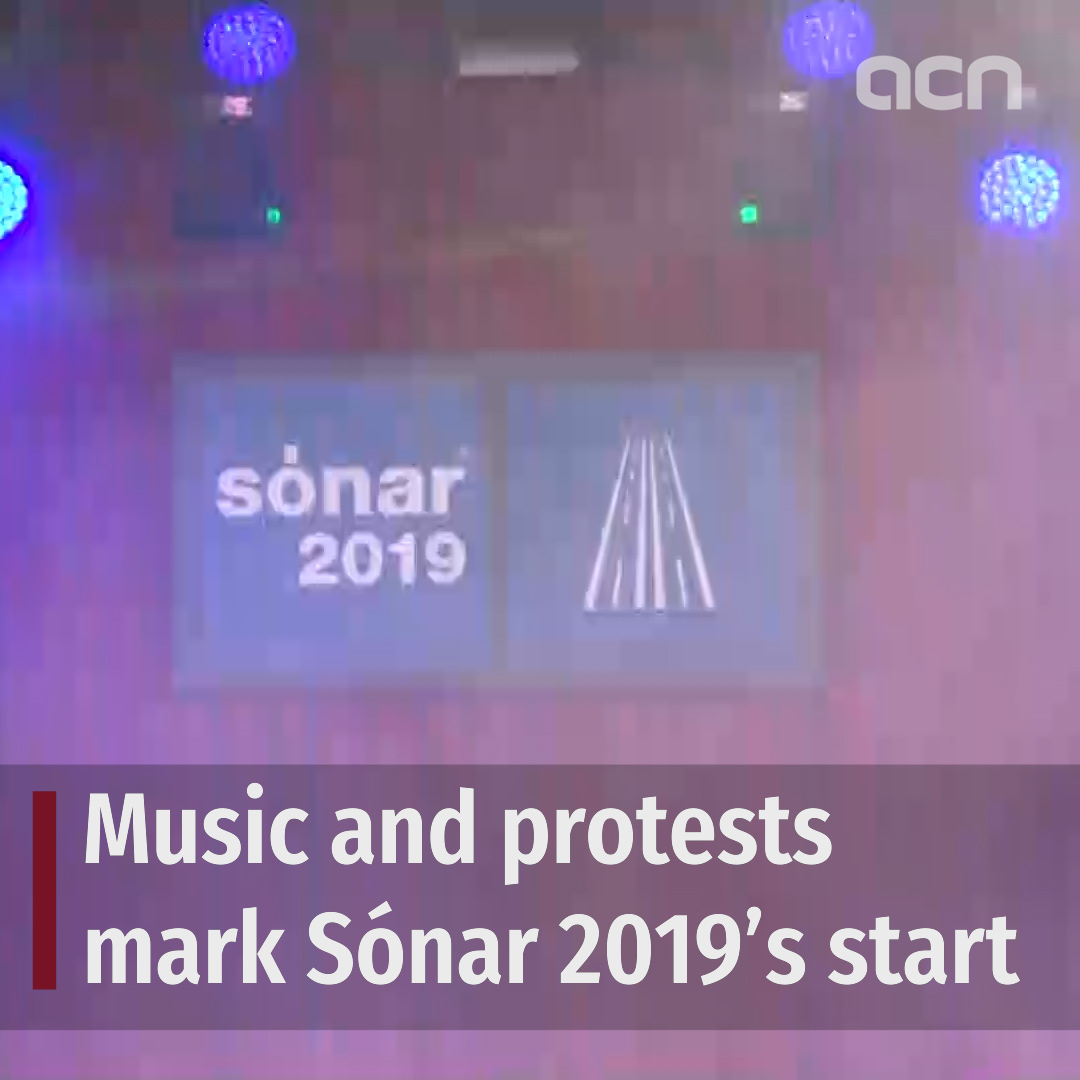 Sónar 2019: Day 1 highlights