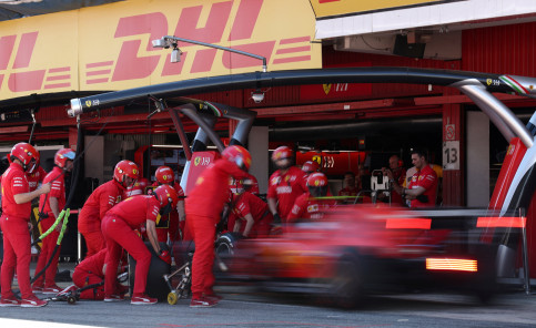 Preparations for the latest and possibly last Spanish Grand Prix