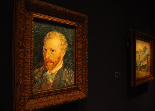 'Portrait of Van Gogh' is one of the masterpieces exhibited in 'Fundació Mapfre' (by ACN)