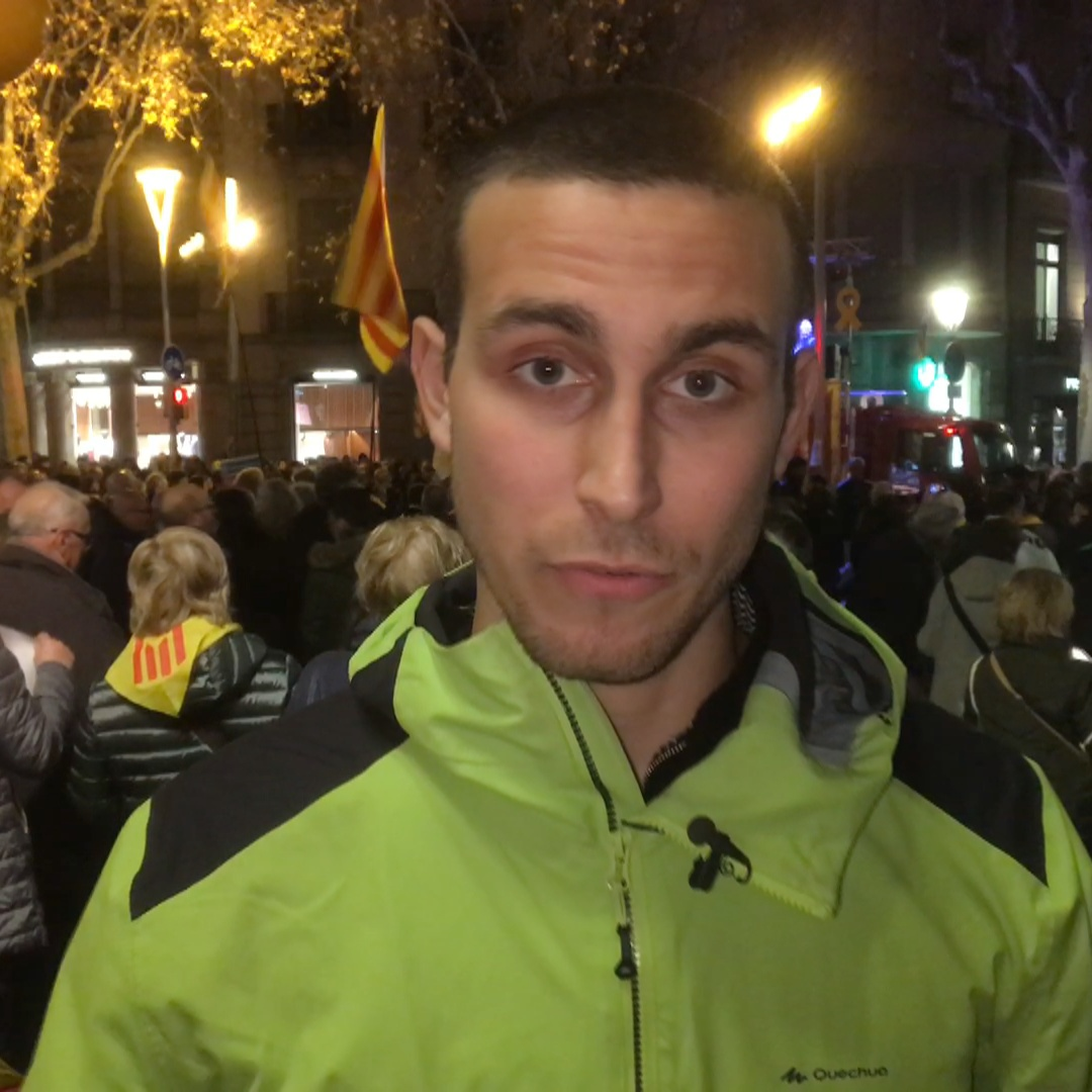 Alan Ruiz Terol reports on the occupation of EU Commission HQ in Barcelona