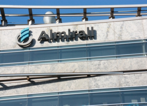 Almirall headquarters in Barcelona (by ACN)