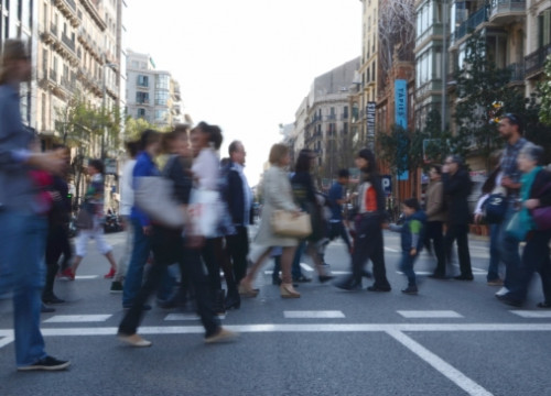 The number of foreign nationals living in Catalonia is being reduced due to the high unemployment rate (by ACN)