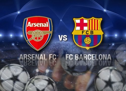 Barça drawn against Arsenal