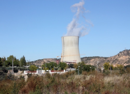 Ascó nuclear plant, in southern Catalonia (by ACN)