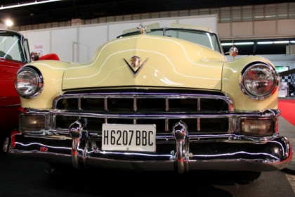 Auto Retro Barcelona 2010 closes its doors with almost 59,000 visitors and record sales (by P. Cortina)