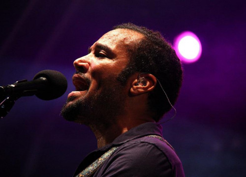 Ben Harper played in the last 'Barcelona Cruïla' festival (by ACN)