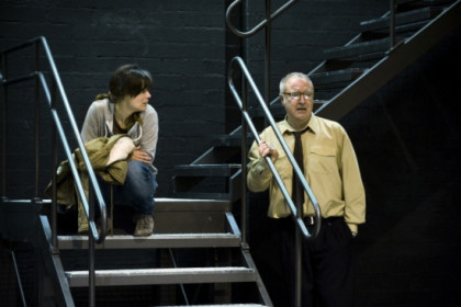 'Blackbird' with Jordi Bosch was one of the season's successes (by R. Ribas / Teatre Lliure)