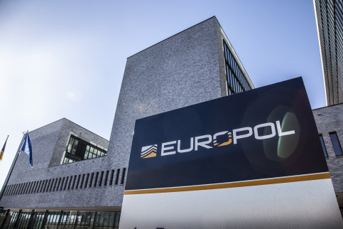 The Europol headquarters (by Europol)