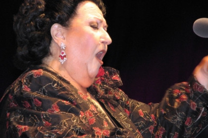 Montserrat Caballé will retire in two years at the age of 80 (by ACN)