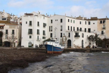 An image from one of Cadaqués' beaches (by ACN)