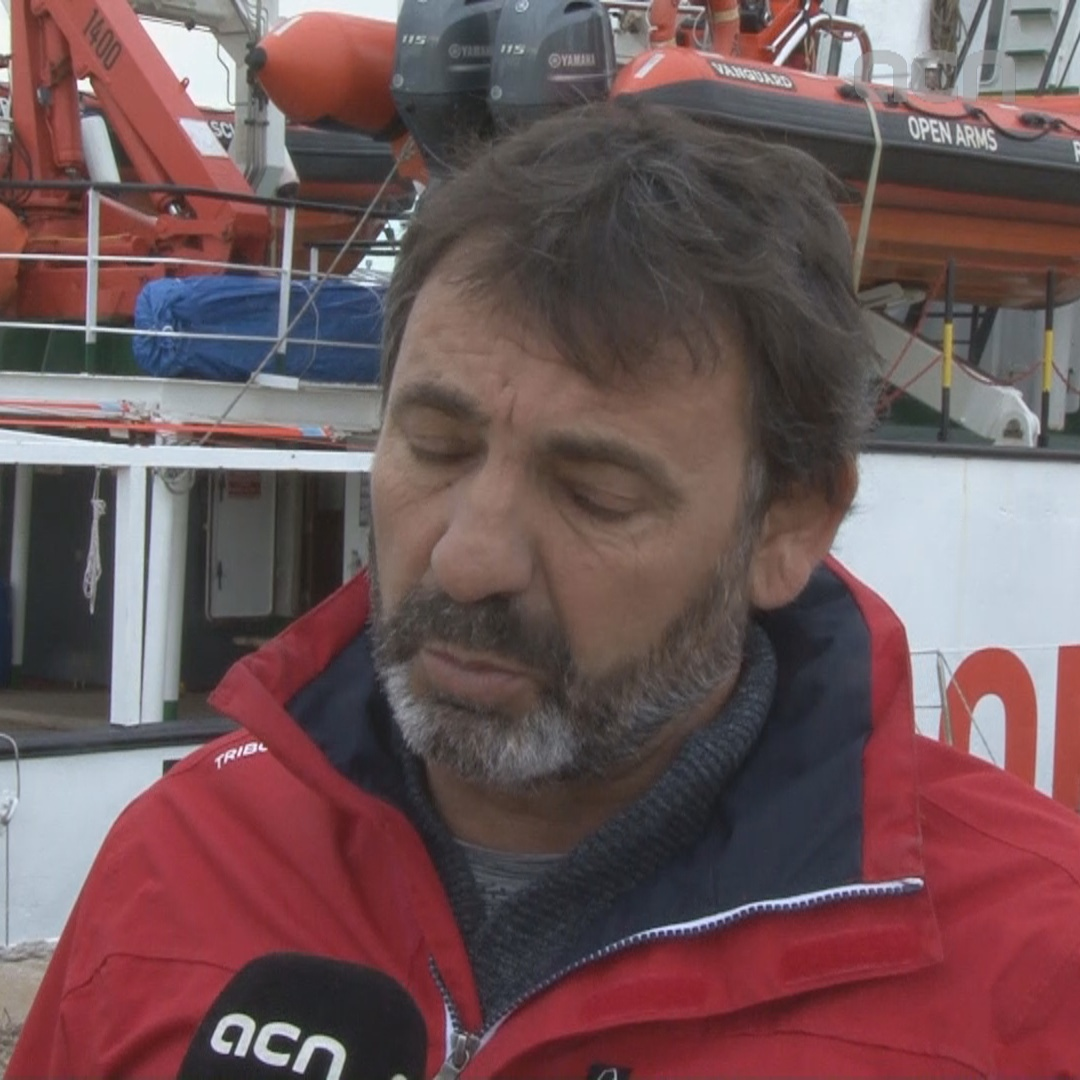 Oscar Camps speculates why the Spanish government may have blocked the Open Arms boat