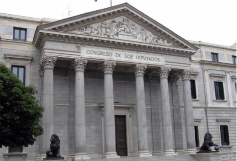 The Spanish Parliament backs the linguistic immersion model of Catalan schools (by ACN)