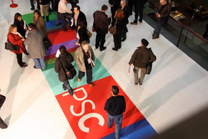 The PSC started its Congress this Friday in Barcelona (by R. Garrido)