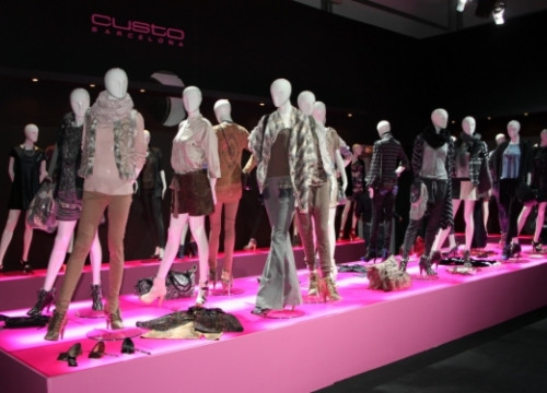 Custo Barcelona is one of the most well-known Catalan fashion brands (by N. Pérez)