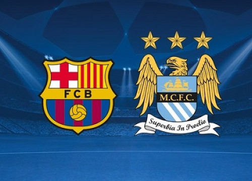 Barça and Manchester City will face each other at the last 16 round of the Champions League (by FC Barcelona)