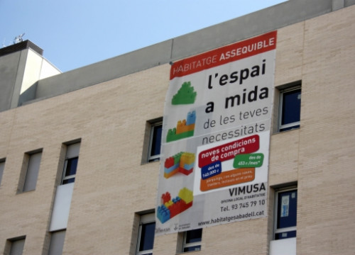 Flats on sale in Sabadell (by ACN)