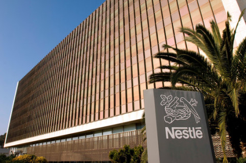 The Nestlé centre in Esplugues de Llobregat just outside Barcelona (by ACN)