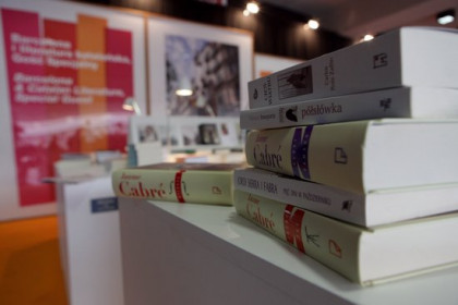Some Catalan books translated into Polish at the 2016 Warsaw Book Fair