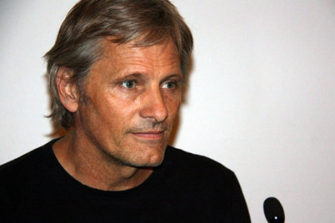 American actor Viggo Mortensen (by ACN)