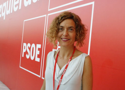 The Catalan Socialist MP in the Spanish Congress and future minister Meritxell Batet in June 2017 (by Roger Pi de Cabanyes)