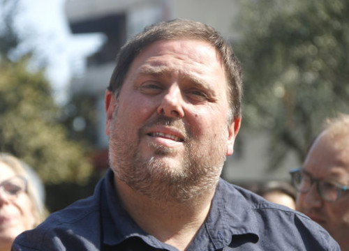 Catalan vice president Oriol Junqueras (by ACN)