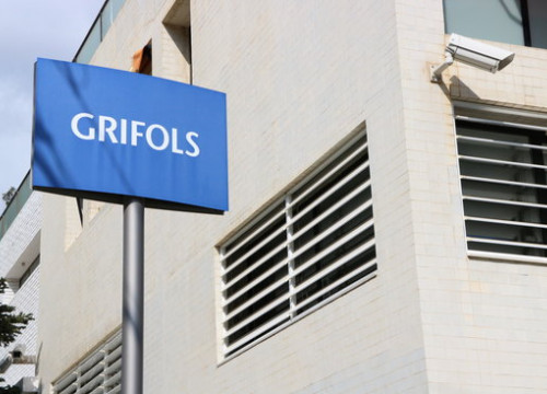 Pharmaceutical firm Grifols, world leader in plasma-derived medicines