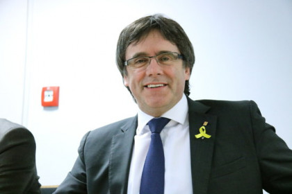Deposed Catalan president Carles Puigdemont (by ACN)