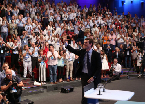 People's Party new leader Pablo Casado (by ACN)