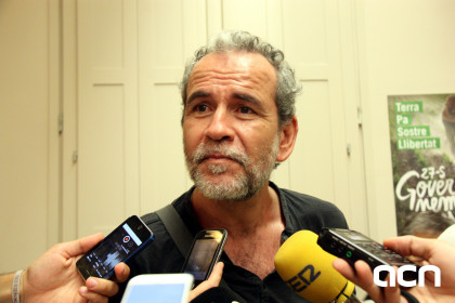 Actor Willy Toledo (by ACN)