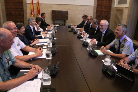 Catalonia Security Summit on September 6 (ACN)