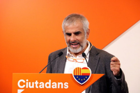 Cs spokesman Carlos Carrizosa (by ACN)