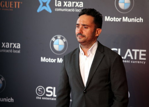 Catalan filmmaker Juan Antonio Bayona on the red carpet at the 2018 Sitges Film Festival. (Photo: Pere Francesch)