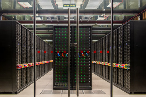 The MareNostrum 4 in the Barcelona Supercomputing Center (by BSC)