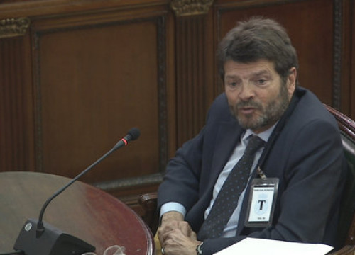 Former Catalan police director Albert Batlle (by Supreme Court)