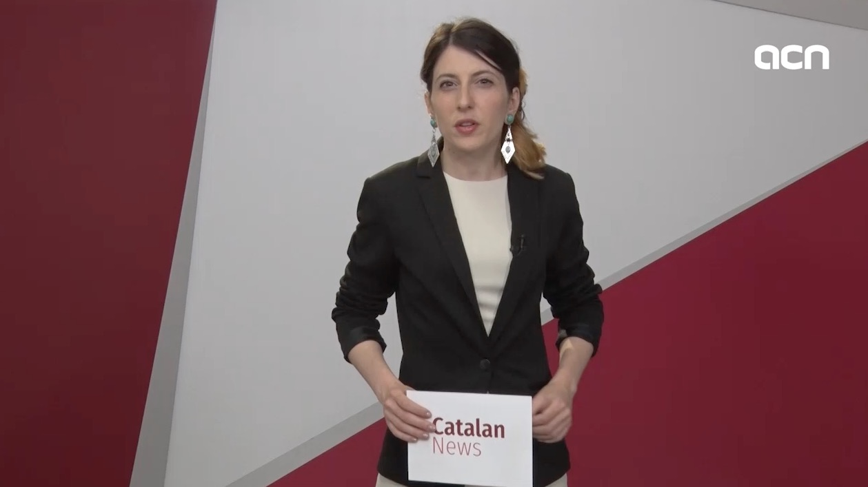15-May-18 TV News: 'Torra's request for dialogue accepted by Spain'