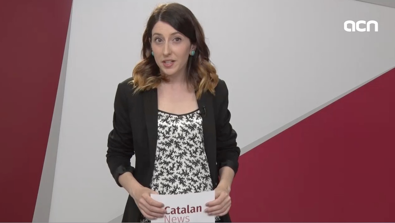17-May-18 TV News: '131st Catalan president takes oath'