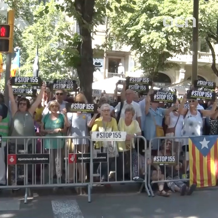 11-Jul-19 TV News in 100 Seconds: 'BCN regional authority pact shows new rifts between pro-independence bloc'